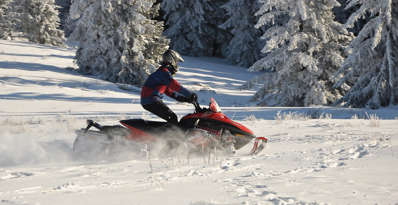 Snowmobiling Trails Summit County