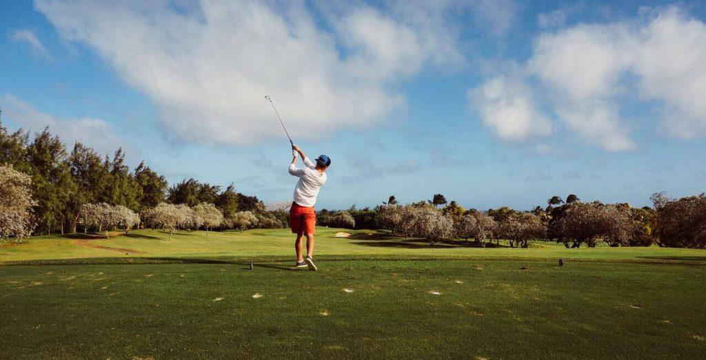 golfing in colorado
