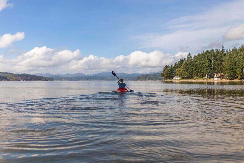 kayaking in co
