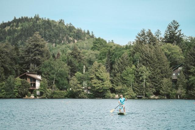 paddle sport boat rental