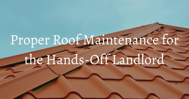 roof maintenance diy colorado