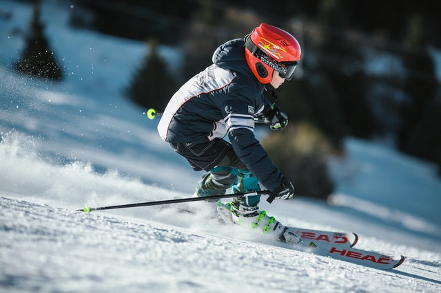 Loveland Ski Area offers many levels of slopes from beginner to advanced