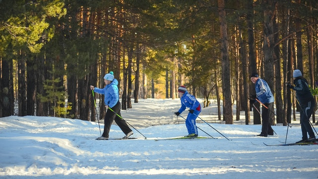 Some trails in Summit County may not be accessible due to COVID restrictions.