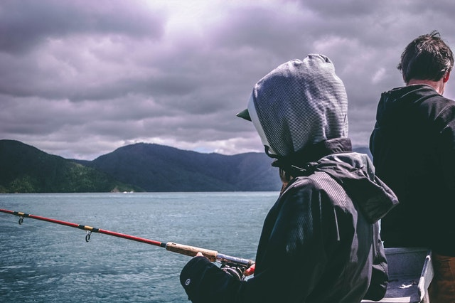 Fishing in Summit County is a great pastime for the whole family