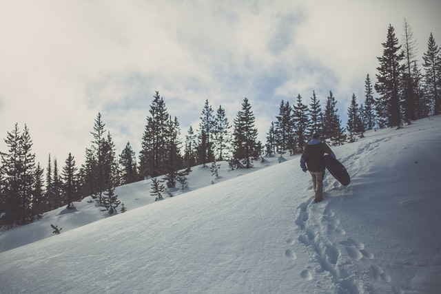 tubing snow