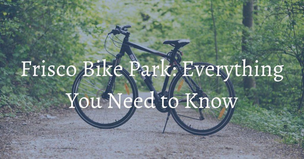 Bighorn rentals bike park