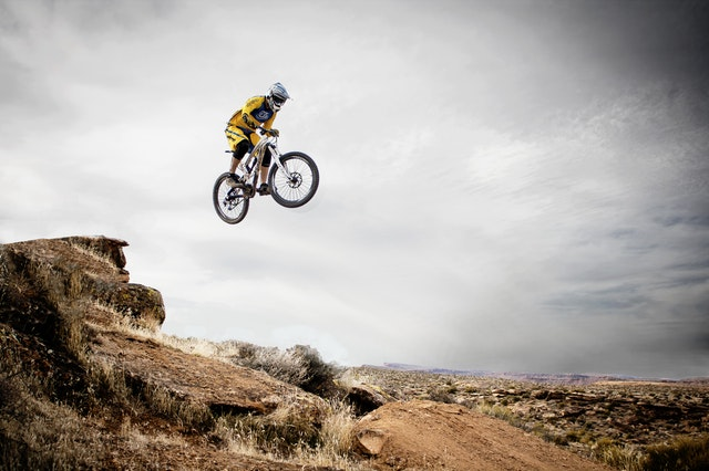 advanced rider