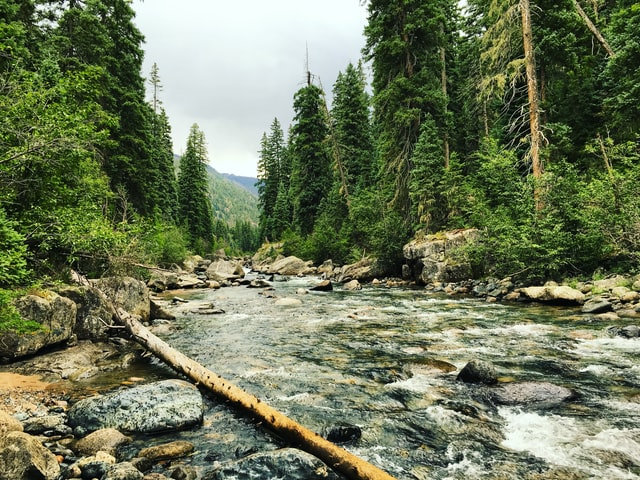 respecting colorado's wildlife in mohawk lakes during waterfall hikes