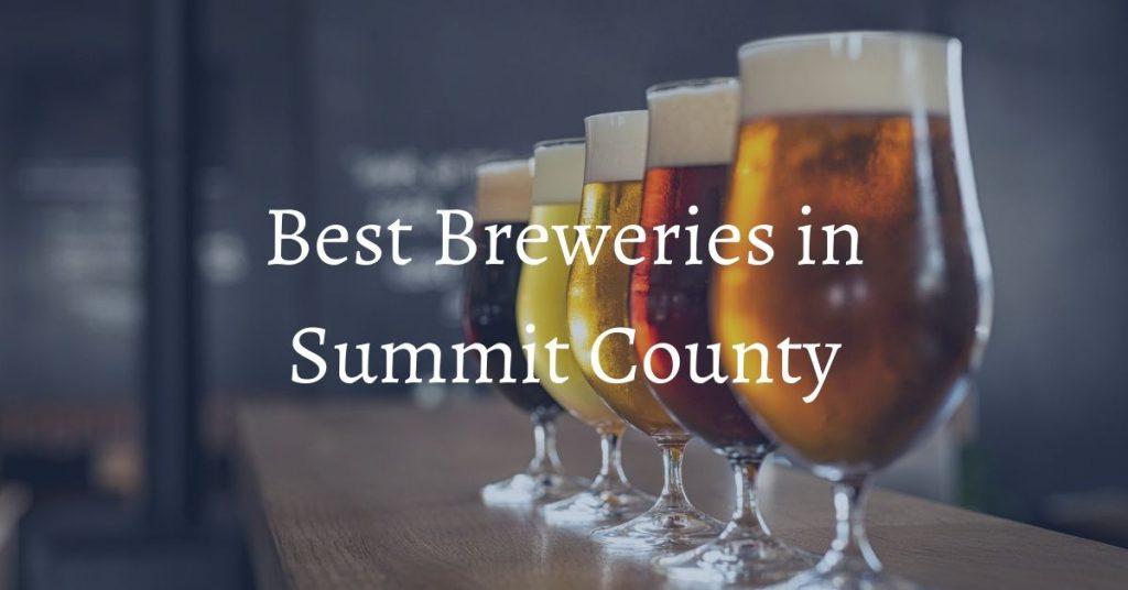 Bighorn Rentals brewerys summit county colorado