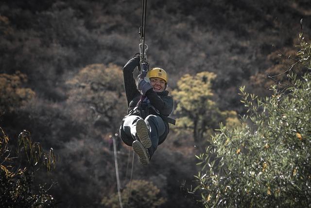 Breckenridge, CO zip lining adventures