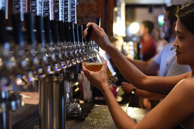 Summit County Colorado pub and brewery