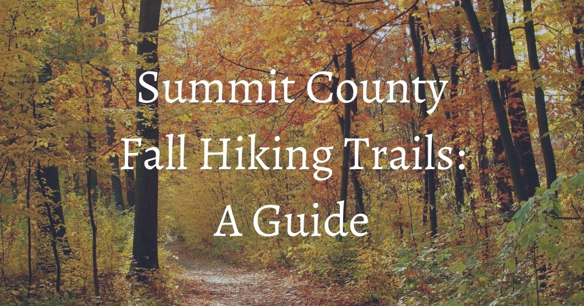 fall hiking trails to try