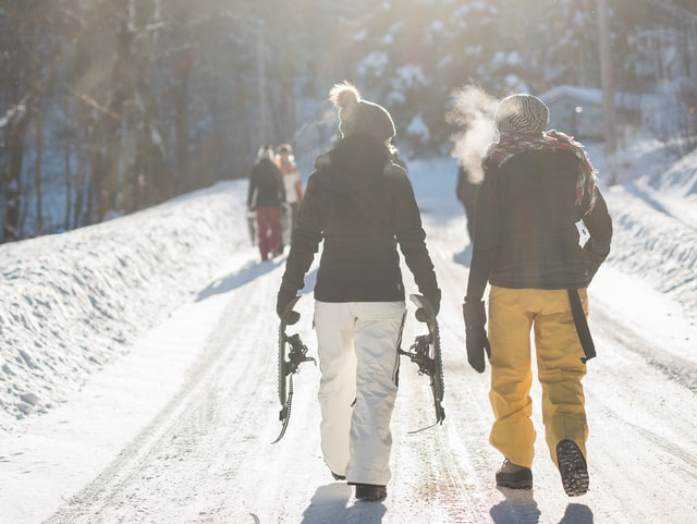 what to wear dog sledding in Colorado